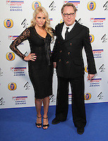 Vic Reeves; Nancy Sorrell British Comedy Awards, O2 Arena, London, UK, 22 January 2011: Contact: Ian@Piqtured.com +44(0)791 626 2580 (Picture by Richard Goldschmidt)