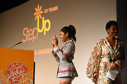 BEVERLY HILLS, CA - JUNE 01:  Regina Hall and Sanaa Lathan attend Step Up's 14th Annual Inspiration Awards at the Beverly Wilshire Four Seasons Hotel on June 1, 2018 in Beverly Hills, California.
