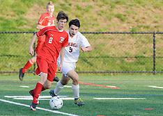 2016 Belmont v Stevens boys soccer semi-finals