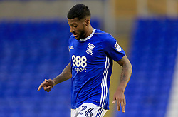 David Davis of Birmingham City - Mandatory by-line: Paul Roberts/JMP - 08/08/2017 - FOOTBALL - St Andrew's Stadium - Birmingham, England - Birmingham City v Crawley Town - Carabao Cup