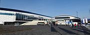 De vierde editie van De Hollandse 100 in Thialf, Heerenveen. De Hollandse 100 is een initiatief van stichting Lymph&amp;Co. Stichting Lymph&amp;Co steunt grensverleggend onderzoek om de behandeling van lymfklierkanker te verbeteren<br /> <br /> Op de foto: Thialf