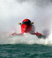 F-1 UIM Grand Prix, Round 4 of 6, 19 Nov 05, Doha Bay, Doha, Qatar
