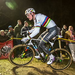 2019-12-29: Cycling: Superprestige: Diegem: Mathieu unstoppable in Diegem