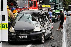 Pio Pio-Rockfall kills elderly passenger on SH3