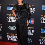 NLD/Amsterdam/20140210 - Filmpremiere Kankerlijers, Vera van der Horst