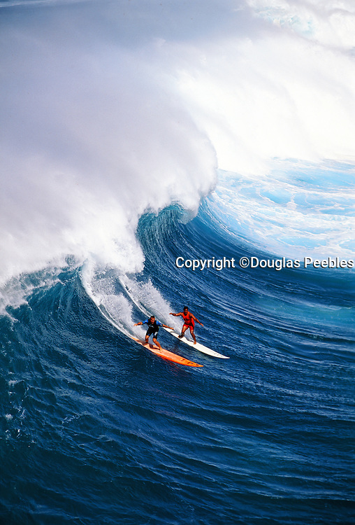 Waimea Bay, Surfing, North Shore, Oahu, Hawaii, Editoial use only no model release