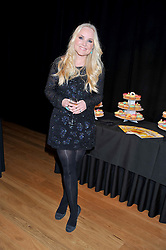 KERRY ELLIS at the 5th annual West End Eurovision in aid of the make A Difference Trust held at The Dominion Theatre, London on 26th April 2012.