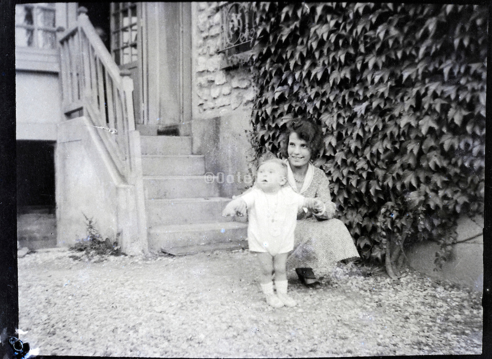 summer happy moment in the countryside vintage 1900s