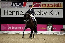 Van Lierop Dana (NED) - Shamrock<br /> JBK Horse Show 2009<br /> © Hippo Foto - Leanjo de Koster