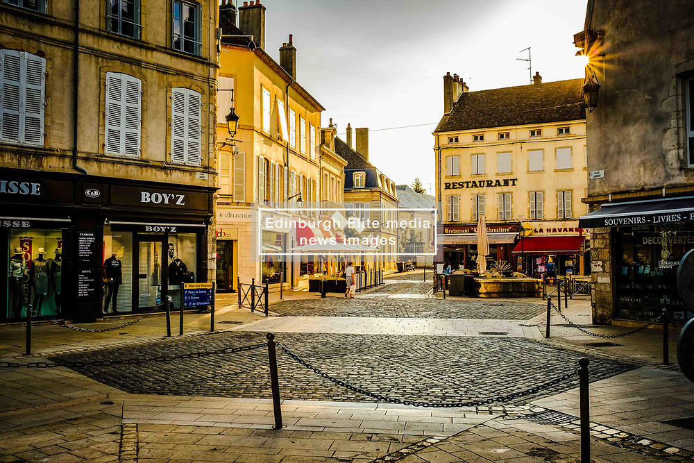 Early morning in Beaune, Burgundy, France<br /> <br /> (c) Andrew Wilson | Edinburgh Elite media
