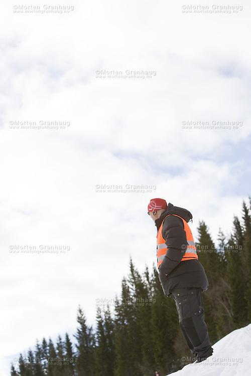 "FIS WC Granåsen Trondheim - March 14th 2009..""Viessmann"" Cross Country FIS World Cup"