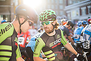 Cyclists compete at the Downer Avenue race as part of Tour of America's Dairyland in Milwaukee, Wisconsin on June 25, 2016. <br /> <br /> Beth Skogen Photography - www.bethskogen.com