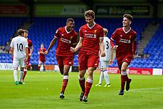 170820 Liverpool U23 v Sunderland U23