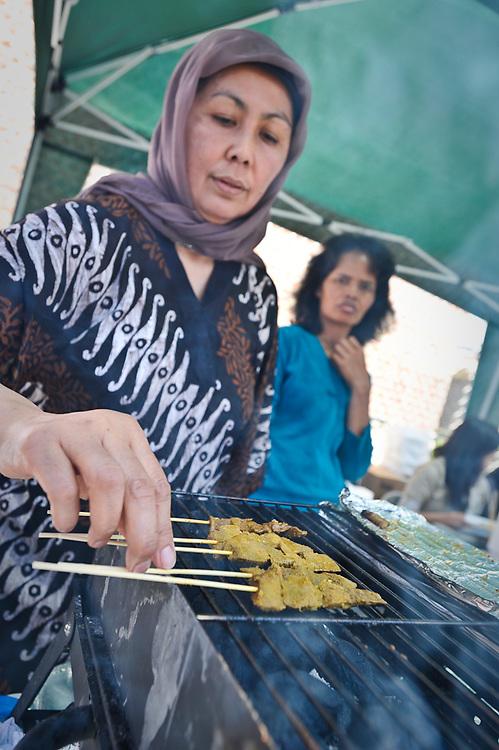 Indonesian Food Bazaar, Astoria