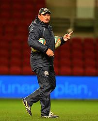Bristol Rugby Head Coach Pat Lam - Mandatory by-line: Alex Davidson/JMP - 08/12/2017 - RUGBY - Ashton Gate Stadium - Bristol, England - Bristol Rugby v Leinster 'A' - B&I Cup