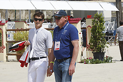 Philippaerts Nicola (BEL), Philippaerts Johan (BEL)<br /> FEI NAtions Cup of Rome 2012<br /> © Hippo Foto - Beatrice Scudo