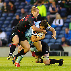 Edinburgh Rugby v Northampton Saints | Pre-season friendly | 24 August 2012