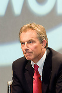 Tony Blair MP, Labour. Prime Minister.