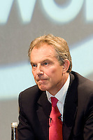 Tony Blair MP, Labour. Prime Minister.