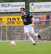 Matt Lockwood - Dundee v Southend United - East Fife Tournament at New Bayview<br /> <br /> &copy; David Young<br /> <br /> <br /> http://www.davidyoungphoto.co.uk