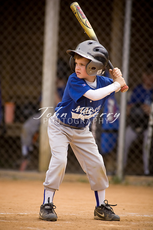 MPR Rookie League Baseball .Royal vs Navy .4/19/2008..