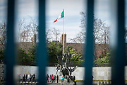 1916 Easter Rising Centenary. Garden of remembrance.  ©Tamara Him