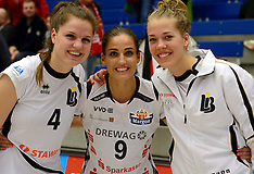 20140118 GER: Dresdner SC - Ladies in black Aachen, Dresden