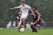 Pitman High School Boys Soccer vs Wildwood - October 4, 2012