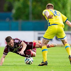 20140423: SLO, Football - Prva liga Telekom Slovenije, ND Triglav vs NK Domzale