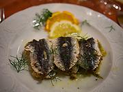 Sardines with Pine Nuts & Golden Raisins