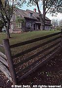 Edward Morgan Log House, Kulpsville, Montgomery Co., PA