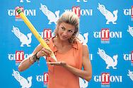 Giffoni Valle Piana (SA) 17.07.2012 - Giffoni Film Festival 2012. Photocall di Martina Colombari. Foto Giovanni Marino