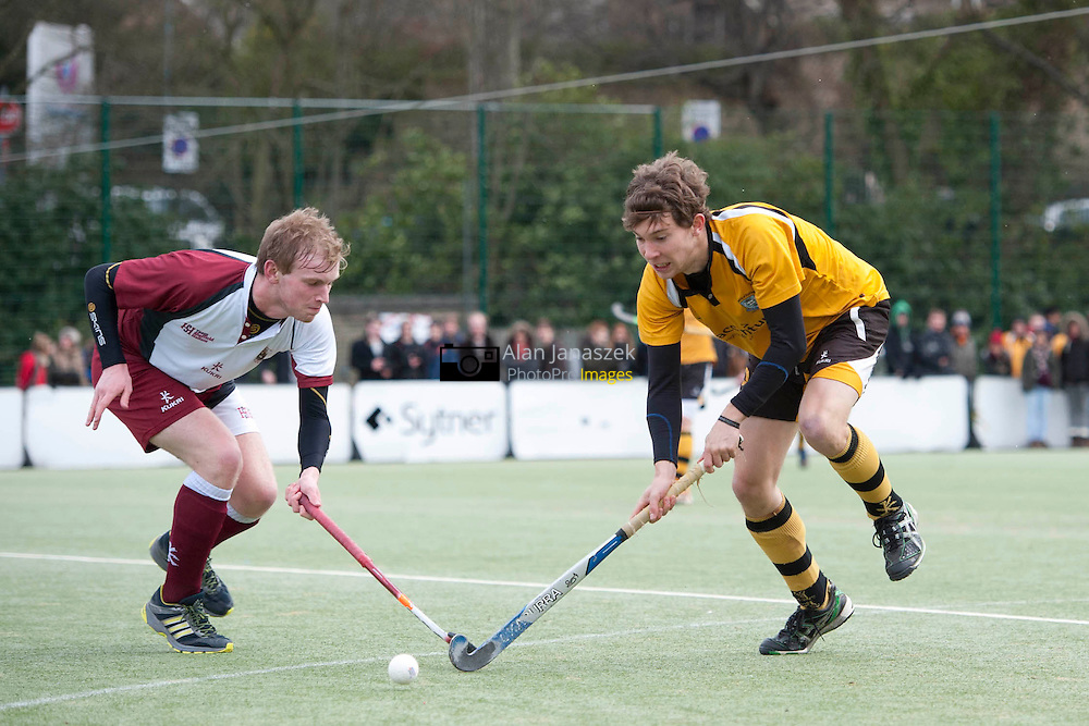 University of Sheffield v Sheffield Hallam Hockey 3 (Men)