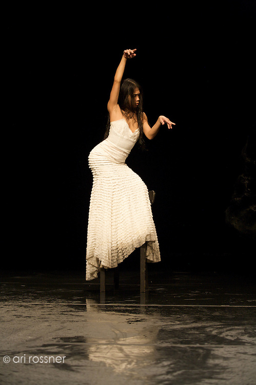 First representation of the company in Paris after Pina Bausch's death&lt;br&gt;<br /> Ditta Miranda Jasjfi