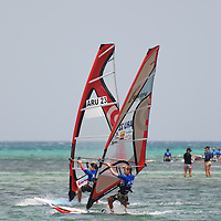 International Competition windsurfing and kite surfing, Aruba Hi Winds 2019. Aruba, July 2-July 6, 2009. Aruba Hi-Winds is the oldest windsurfing competition in the Caribbean. Competitors from the islands, from Europe, from the States and from South America continue to come back year after year. Aruba, July 2-July 6, 2009. Jimmy Villalta