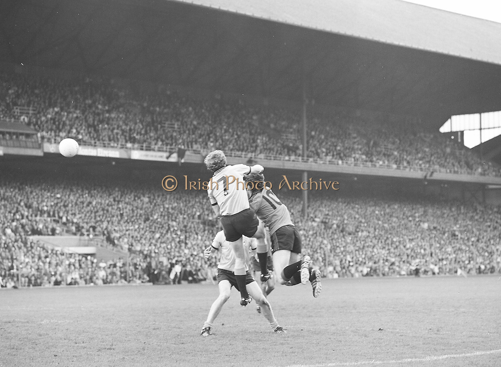 All Ireland Senior Football Semi Final - Dublin v Down.Croke Park, Dublin.20.08.1978  20th August 1978