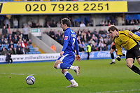 Photo: Tony Oudot/Richard Lane Photography. Millwall v Stockport Country. Coca-Cola Football League One. 27/03/2010. <br />
