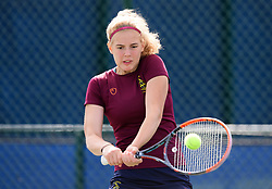 Team Tennis Schools National Championships Finals 2017 held at Nottingham Tennis Centre.  Repton School.<br /> <br /> Picture: Chris Vaughan Photography for the LTA<br /> Date: July 12, 2017