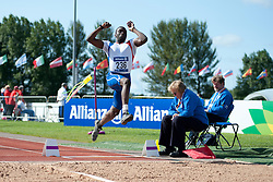 TAMBADOU Moussa, 2014 IPC European Athletics Championships, Swansea, Wales, United Kingdom