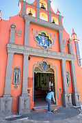 Chapel of the Holy Cross near Xico, Veracruz, Mexico.