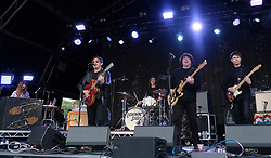 Party at the Palace, Linlithgow, Saturday 12th August 2017<br /> <br /> Lightning Seeds performs at Party at the Palace <br /> <br /> (c) Alex Todd | Edinburgh Elite media