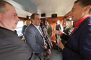 Strasshof, Austria.<br /> Opening of the season at Das Heizhaus - Eisenbahnmuseum Strasshof, Lower Austria's newly designated competence center for railway museum activities.