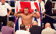 Chris Ubank Jnr v Tom Doran 250616