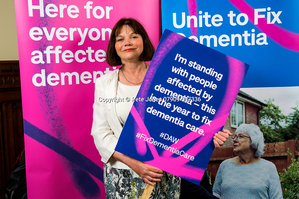 """Julie Cooper MP,<br /> Alzheimer's Society;<br /> """"Fix Dementia Care & State of the Nation""""<br /> Parliamentary report Launch;<br /> Houses of Parliament, Westminster.<br /> 23rd May 2018.<br /> <br /> © Pete Jones<br /> pete@pjproductions.co.uk"""