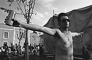 Mick The Spic, St. Paul's, Bristol, 1986