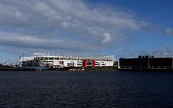 The Riverside Stadium, home of Middlesbrough - Mandatory by-line: Robbie Stephenson/JMP - 26/04/2017 - FOOTBALL - Riverside Stadium - Middlesbrough, England - Middlesbrough v Sunderland - Premier League