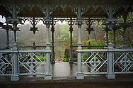 Ladies Pavillion in spring in Central Park.