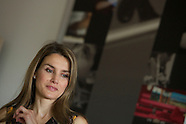 071813 Princess Letizia visits the International School of Music of the Prince of Asturias Foundatio