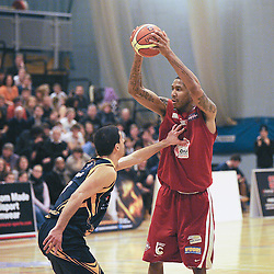 Worcester Wolves v Leicester Riders | BBL Semi-finals | 1 March 2013