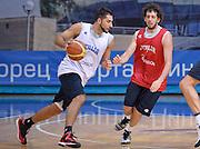 DESCRIZIONE : Qualificazioni EuroBasket 2015 - Allenamento <br /> GIOCATORE : Pietro Aradori<br /> CATEGORIA : nazionale maschile senior A <br /> GARA : Qualificazioni EuroBasket 2015 - Allenamento<br /> DATA : 12/08/2014 <br /> AUTORE : Agenzia Ciamillo-Castoria